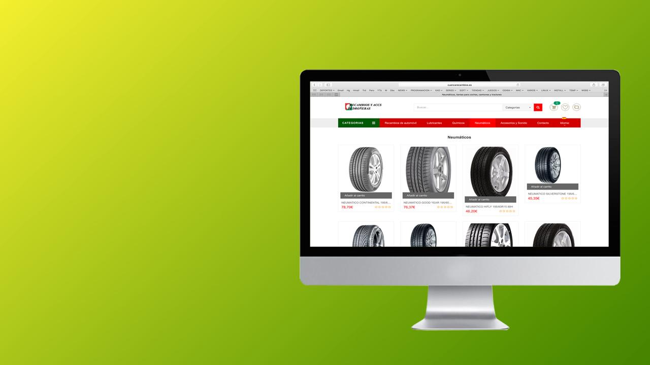 [:es]Diseño Y Creación De Tu Tienda Online[:]